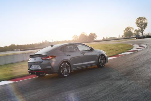 All-New Hyundai i30 Fastback N: un coupé pur-sang qui procure le plaisir de conduire propre à la ligne N