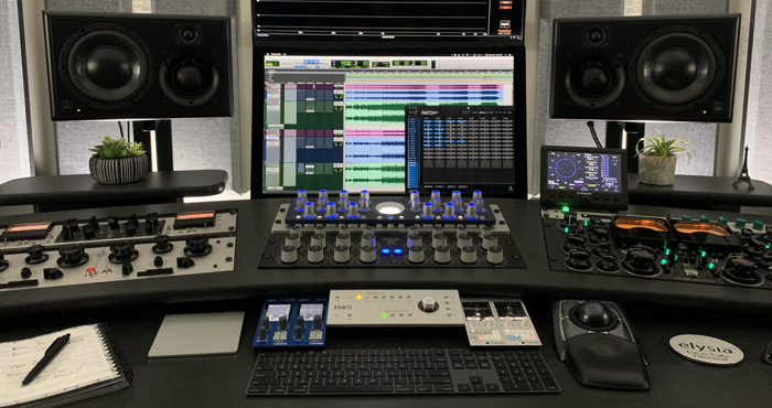 Embracing the Sonic Spirit: International Mastering Engineer Luke Pimentel Connects with Flock Audio's PATCH System