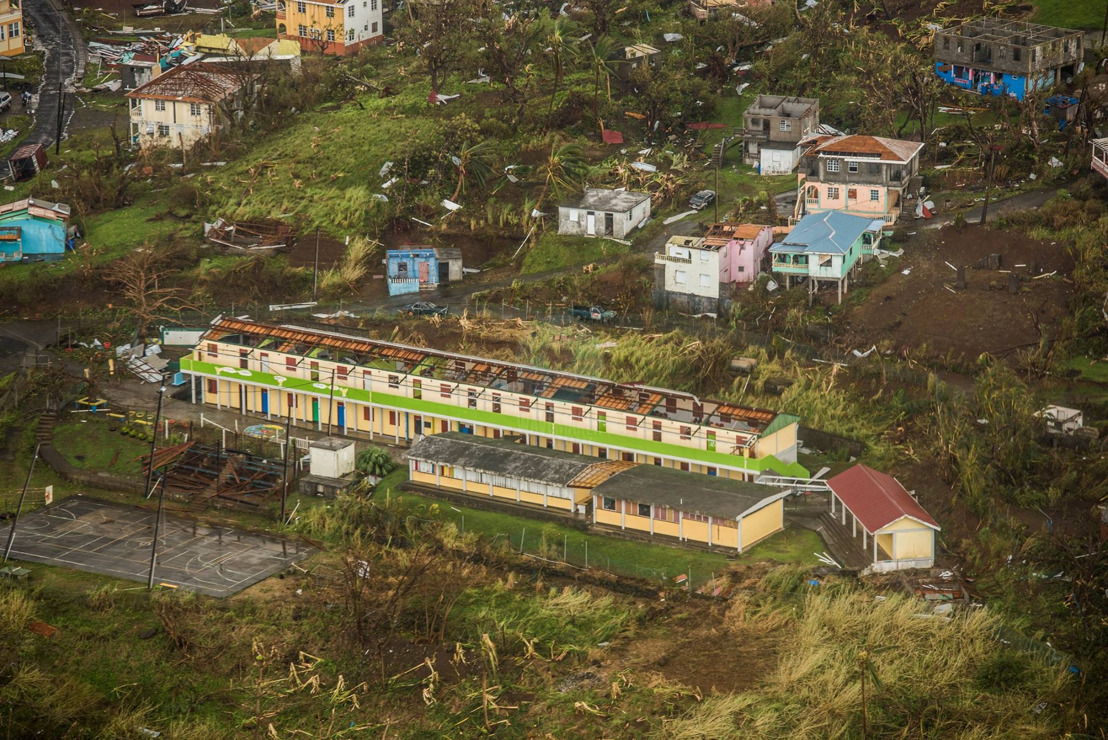 Hurricane Maria Recovery: OECS Moves Beyond Climate Change to Climate Reality