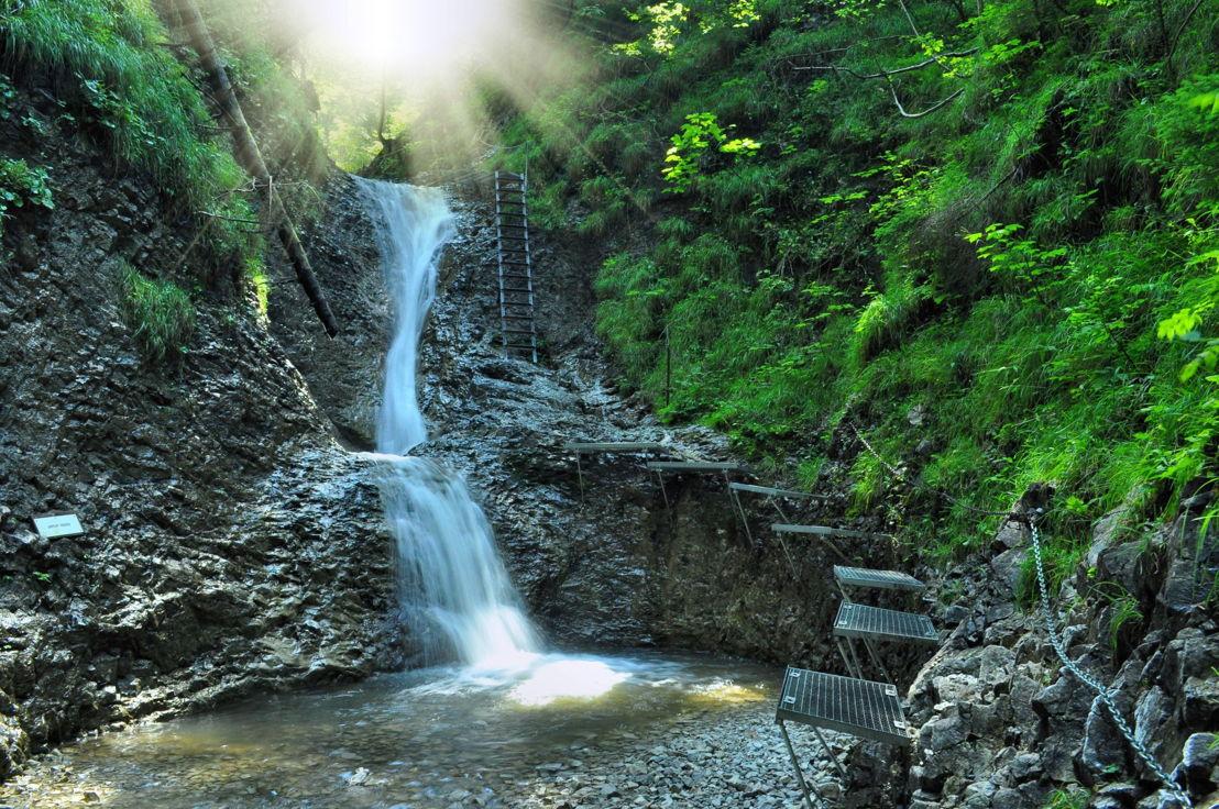Slovakia: Slovak Paradise National Park