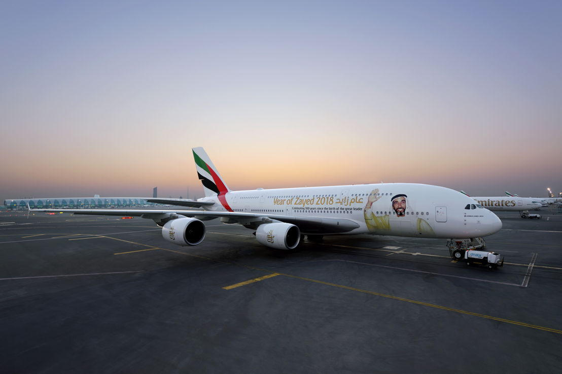 Emirates is gearing up for the 2017 edition of the Dubai Airshow, with the airline showcasing its largest static aircraft display to date.