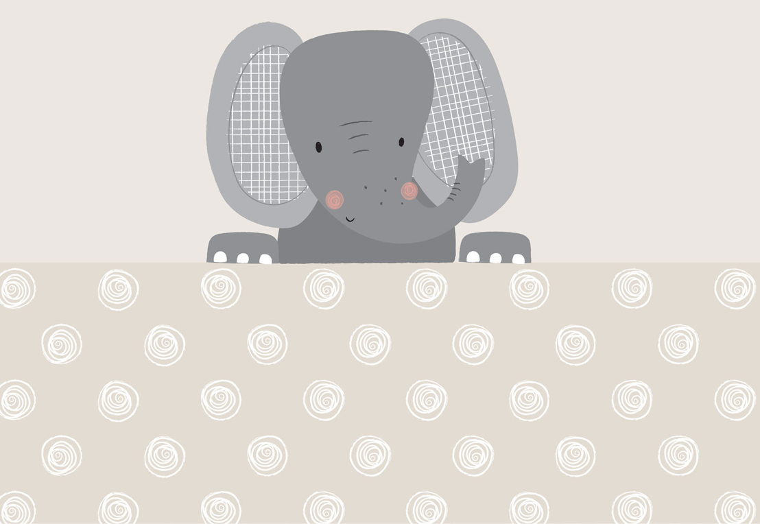 Peek-a-Boo! Ellie The Elephant