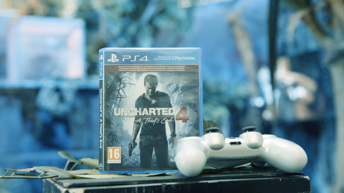 Playstation Uncharted 4