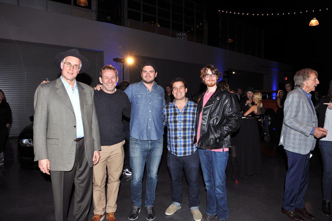 John Robison, Tom Webster,  Jack Robison y comp