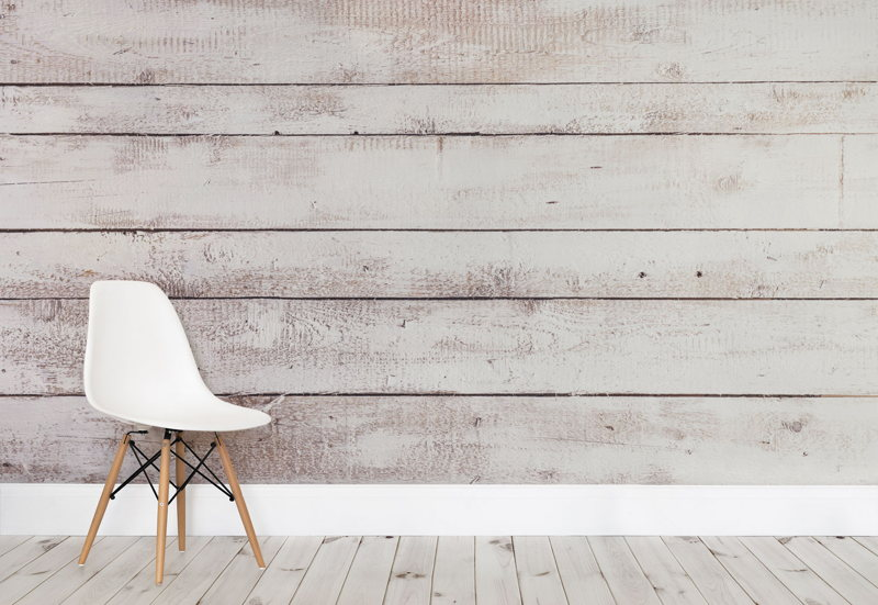 Finnish Wood Wall Mural