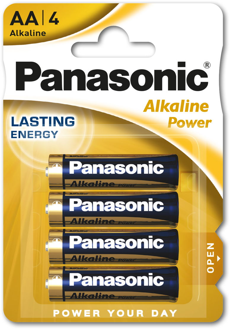 Panasonic Alkaline Power