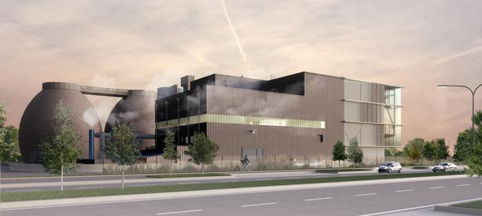 Preview: Vernieuwde slibbehandeling RWZI Deurne-Schijnpoort duurzamer en circulair
