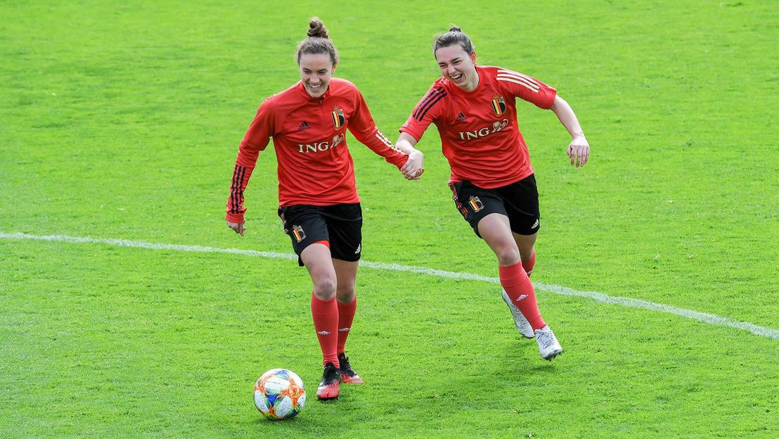 Amateur en professioneel vrouwenvoetbal krijgen extra boost dankzij versterkt partnership tussen ING en KBVB