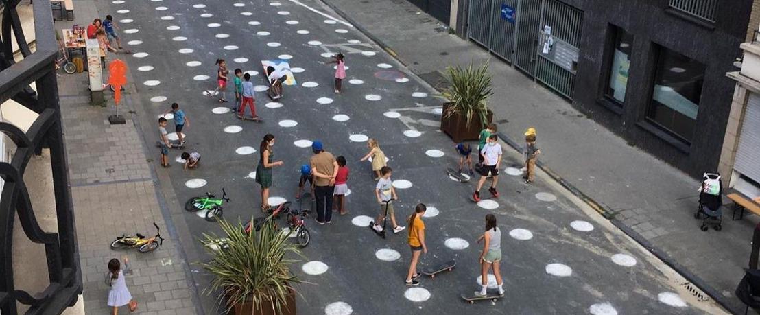 """Des projets pour """"vivre"""" Bruxelles cet été."""