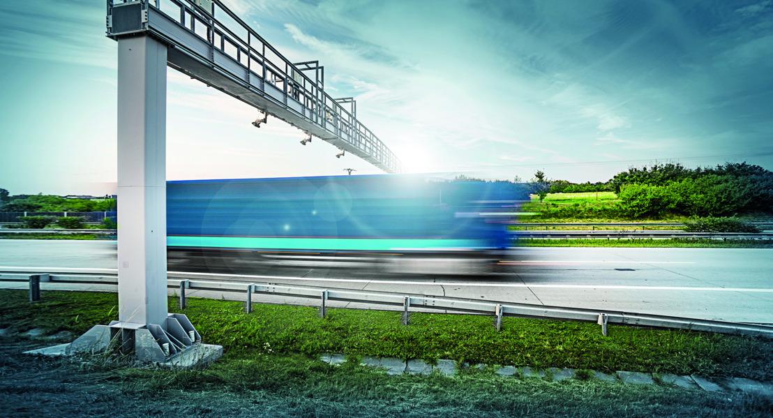 DKV organise des séances d'information sur la nouvelle taxe kilométrique pendant Transport & Logistics à Anvers