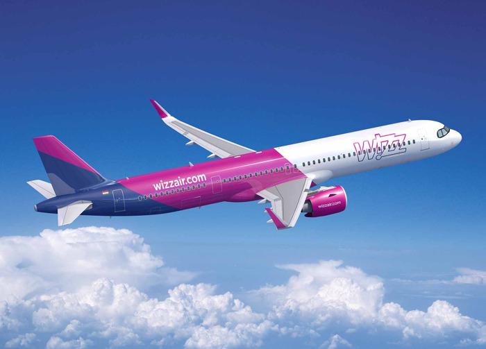 WIZZ AIR COMMANDE 20 AIRBUS A321XLR
