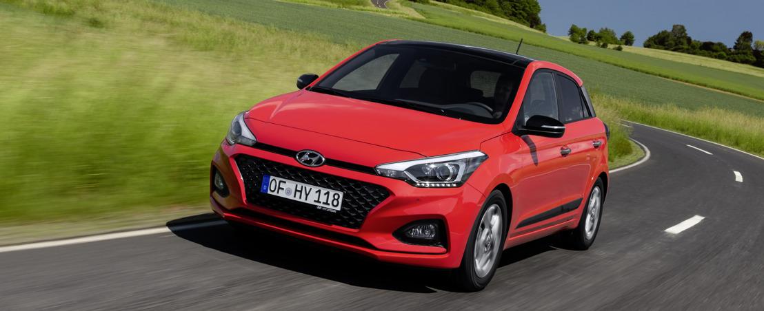 Der New Hyundai i20