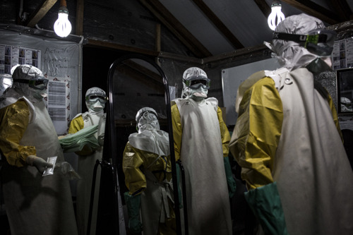North Kivu, DRC: Ebola update and B-roll