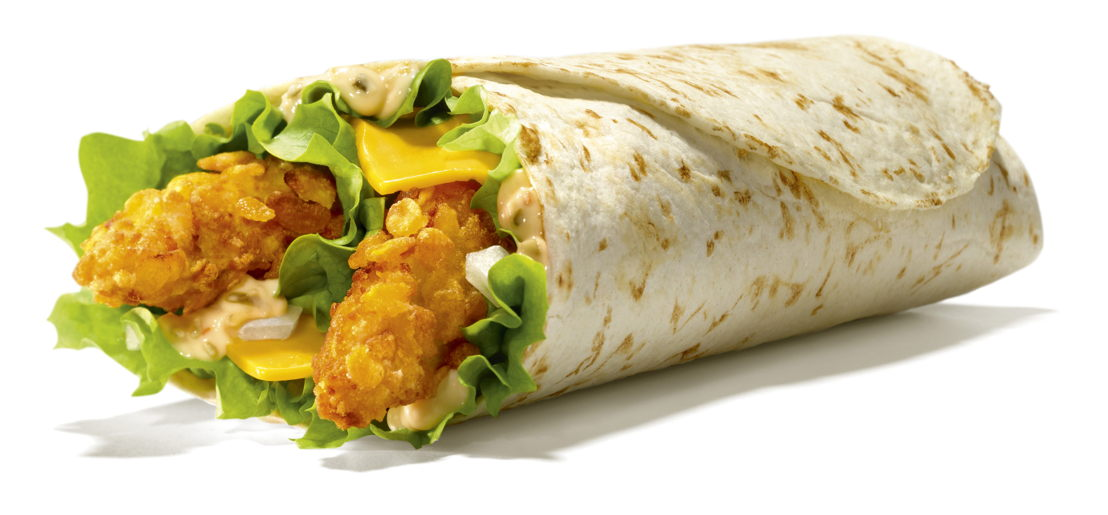 Wrap Giant Chicken