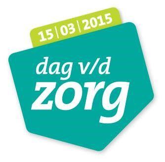 Logo Dag van de Zorg 15/03/2015