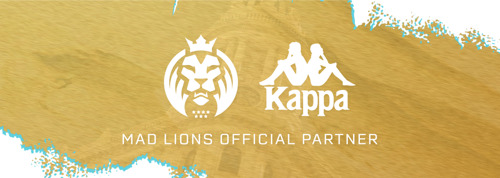 KAPPA PARTNERS WITH OVERACTIVE MEDIA FRANCHISES ON APPAREL DEAL