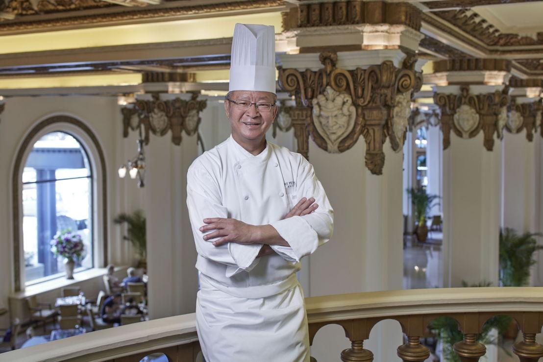 Chef Tang Chi Keung, consejero culinario de cocina china de The Peninsula Hotels