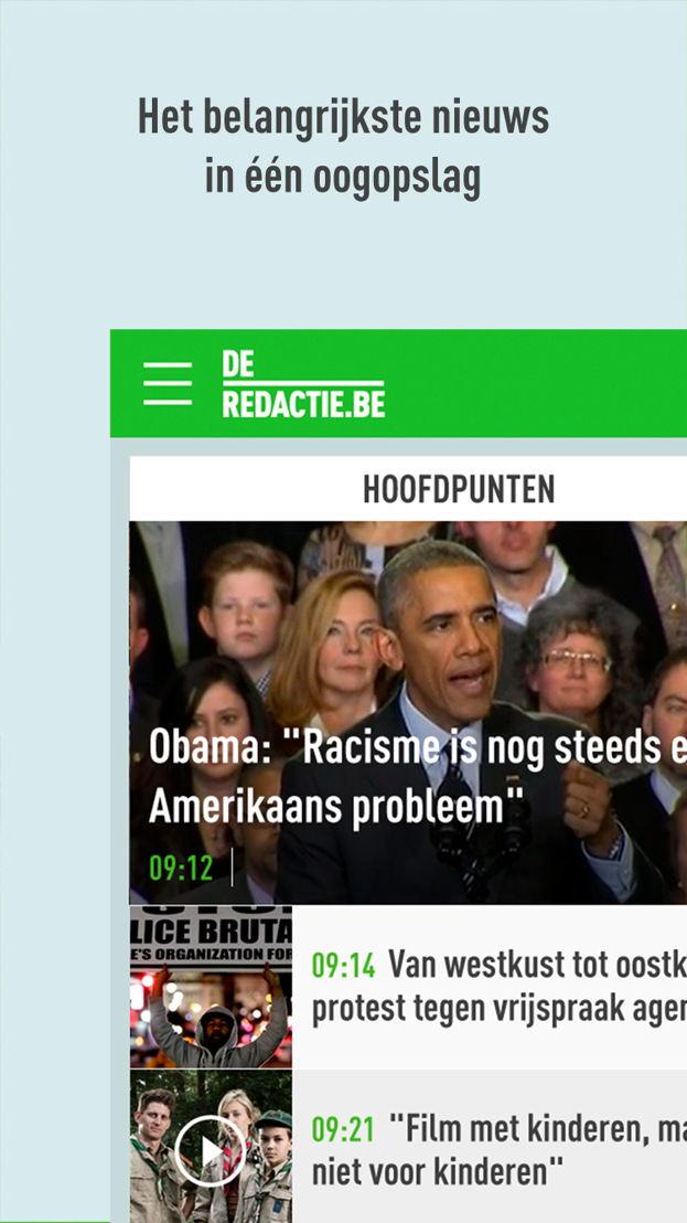 deredactie.be-nieuwsapp