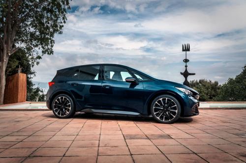 La marque CUPRA sera présente au Salon de l'Auto de Bruxelles 2022