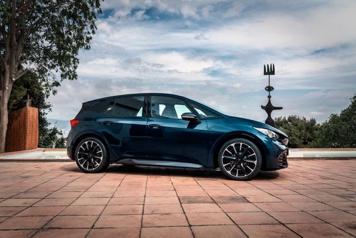 Het merk CUPRA zal aanwezig zijn op de Brussels Motor Show 2022