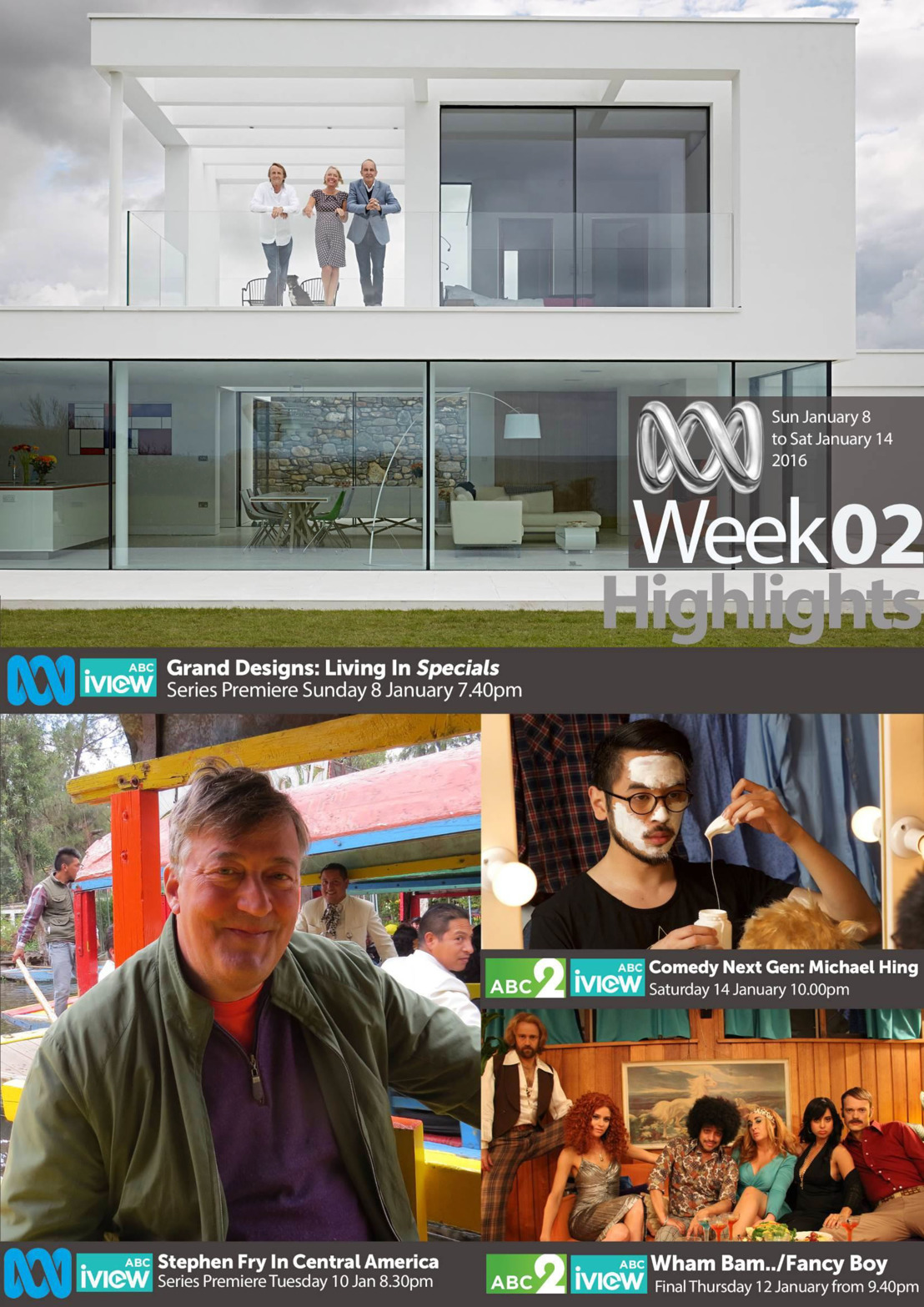 ABC Program Highlights - Week 2