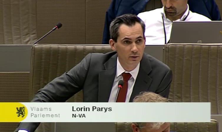 Lorin Parys, Voorzitter Commissie voor Wonen, Armoedebeleid en Gelijke Kansen