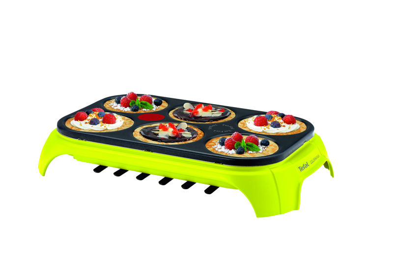 Tefal Crep Party Colormania: €74,99