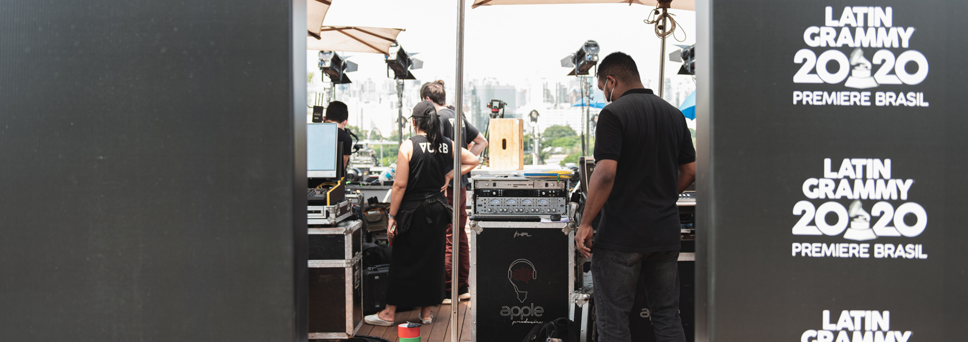 Sennheiser and Latin GRAMMY® collaborate for first ever Brazilian Premiere ceremony