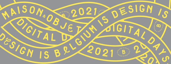 Belgisch ontwerptalent op Maison&Objet Digital Days