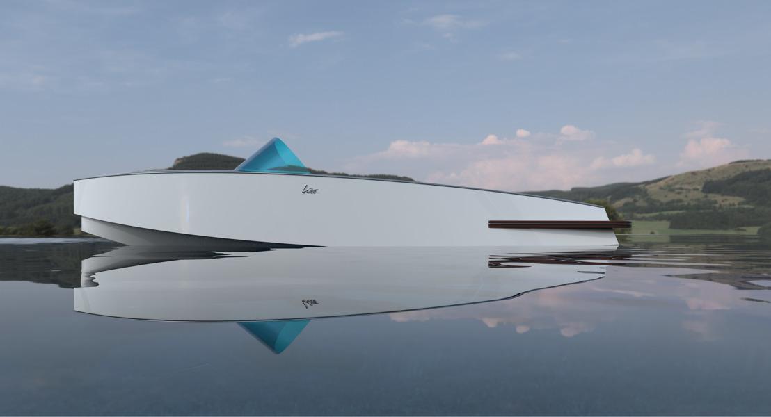 Liso Yachts mikt met elektrisch jacht op allersnelste Kanaal-oversteek ooit