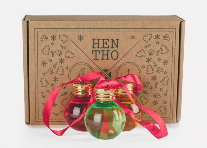Preview: HenTho Spiced Rum: paradise in a bottle