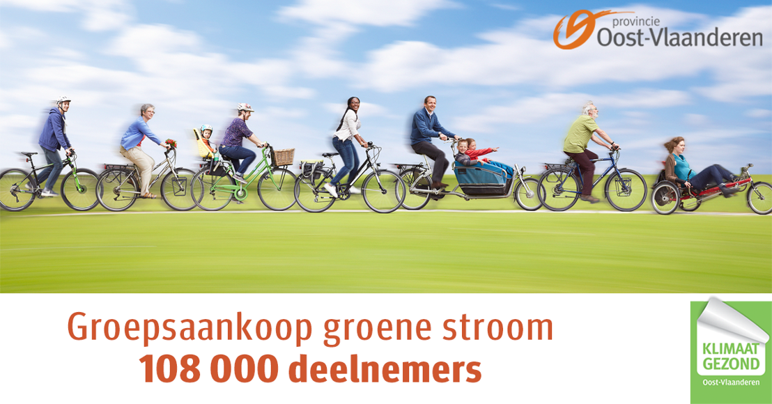 Oost-Vlaams gezin kan gemiddeld 323 EUR besparen op energiefactuur