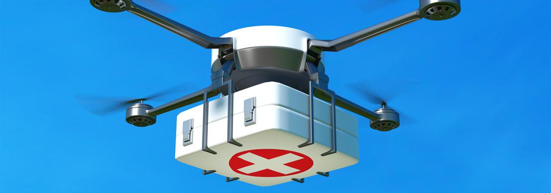 Helicus Aero Initiative - Veiligheidsgevoelige vluchten voor transporten met drones