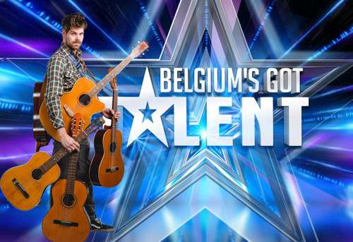 Preview: Rookie Comedy gaat door naar de volgende ronde in Belgium's Got Talent