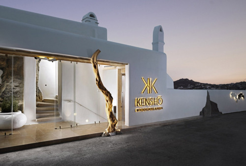 Mykonos' Best Design Hotel Officially Opens This Spring