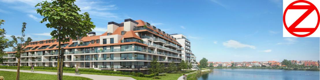 Bouwwerken La Rive pas gestart, maar één derde van de appartementen nu al verkocht