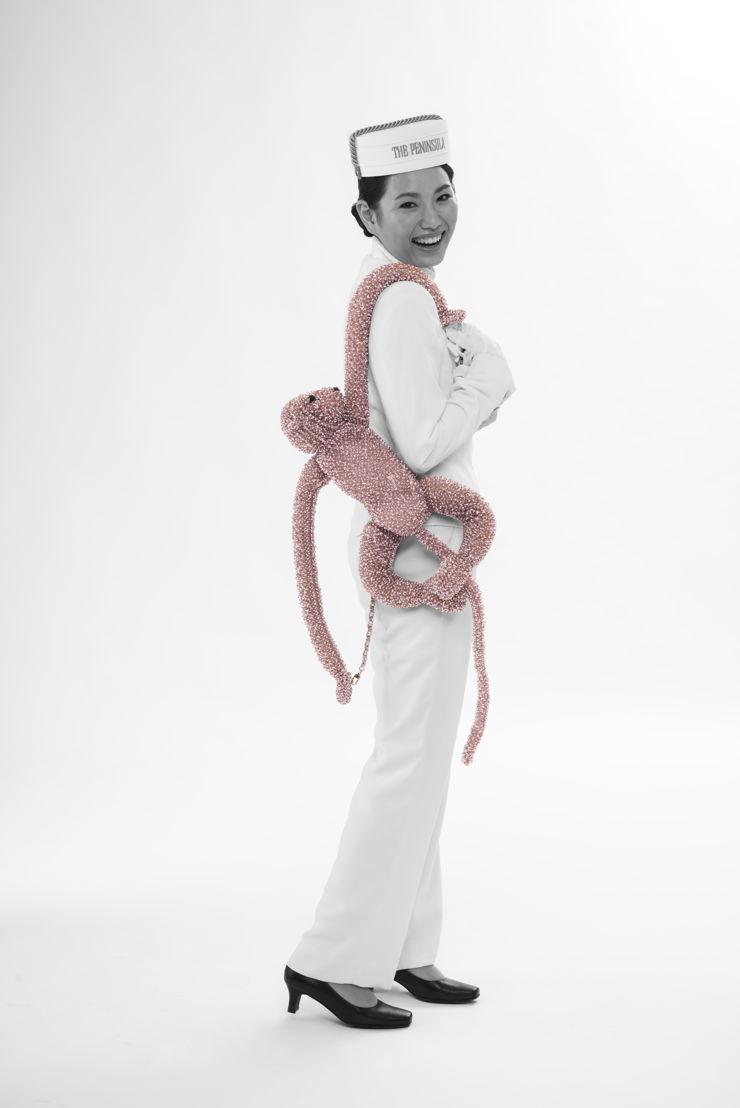 Tomomi Miyako Anteprima Monkey