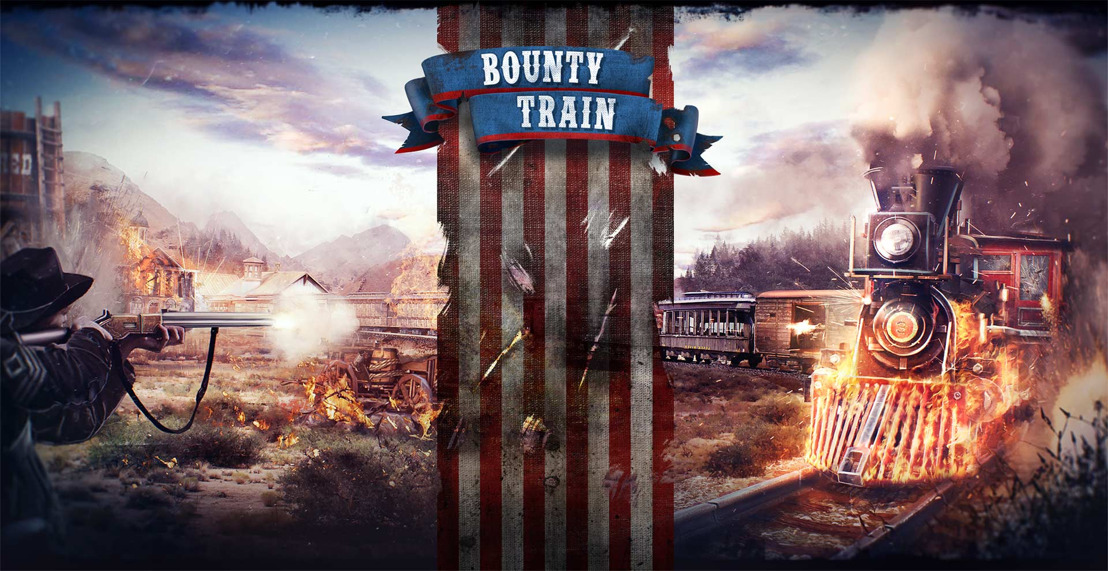 "Railroad Simulation ""Bounty Train"" Out Now"