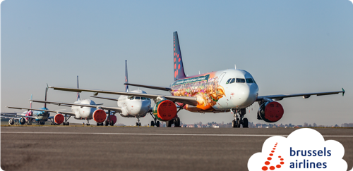 Brussels Airlines takes substantial and indispensable measures to ensure its survival and create a sustainable future for the company