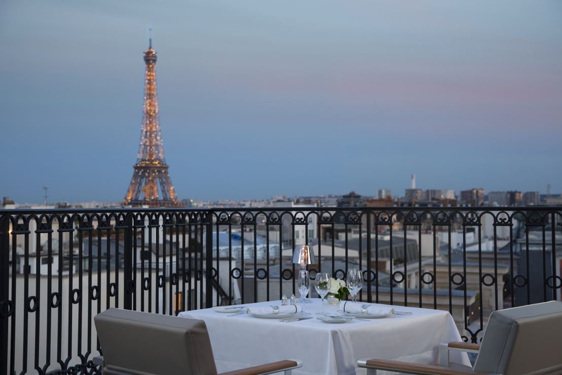 The Peninsula Paris, Dining Night