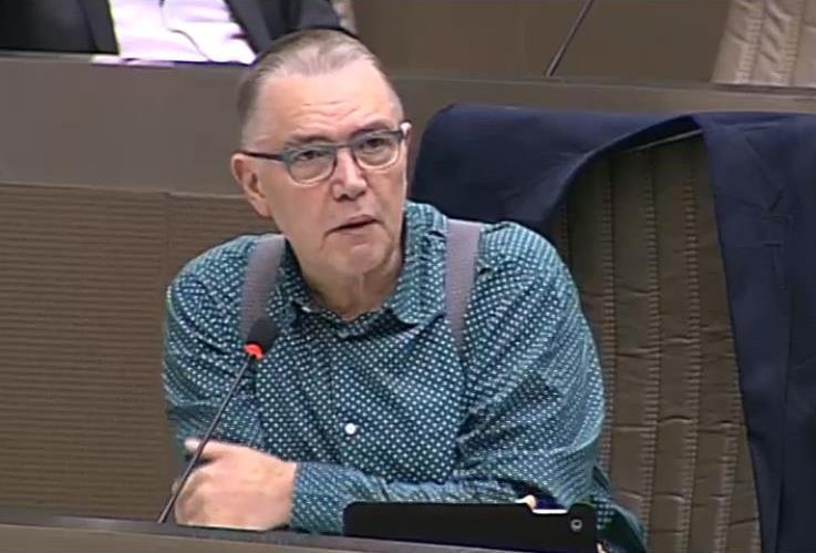 Bart Caron<br/>Voorzitter Commissie voor Cultuur, Jeugd, Sport en Media