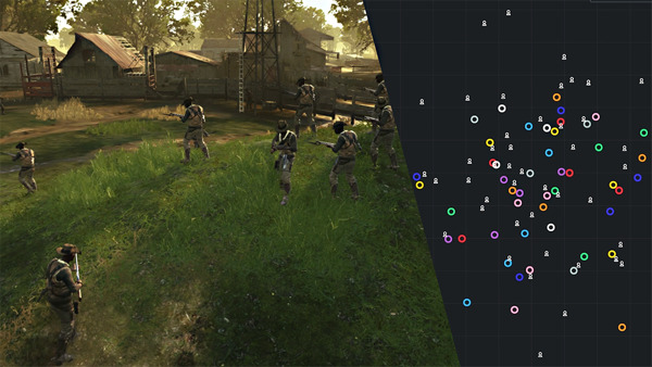 Preview: CRYENGINE's SpatialOS Integration Update