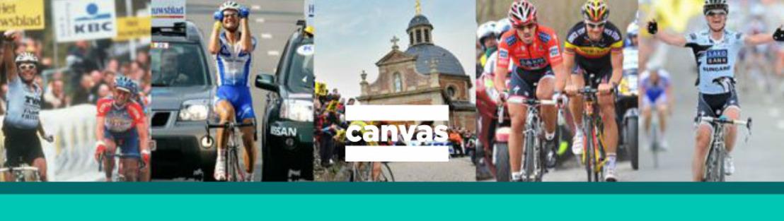Canvas kijkt uit naar de 100ste Ronde van Vlaanderen