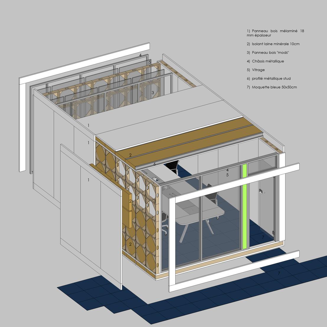 Persbericht - Studio Citygate presents Be-Module Inside