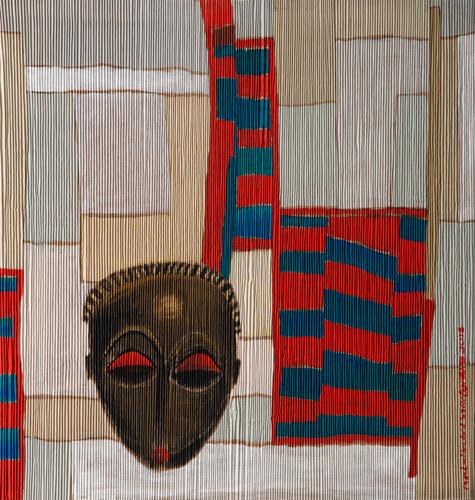 Exposition Isabelle de Borchgrave, Africa inside me, du 25 septembre au 26 octobre