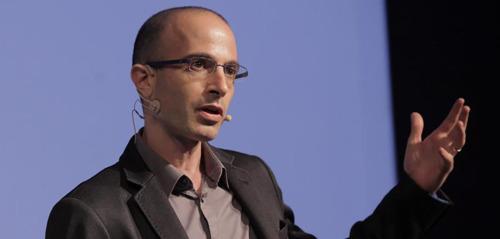 VUB-eredoctoraat voor Yuval Noah Harari