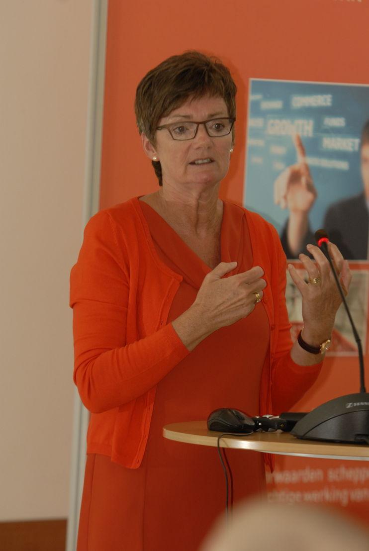 Chantal De Pauw, FOD Economie
