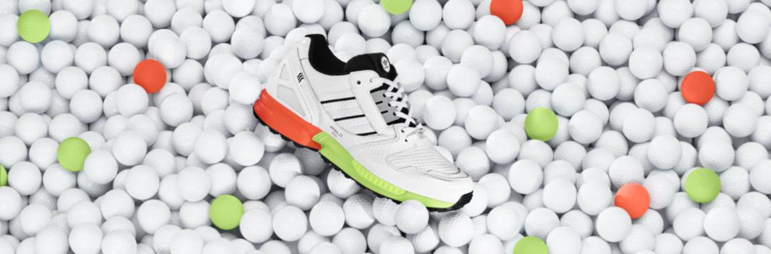 adidas Originals presenta la ZX 8000 GOLF -G es para golf -