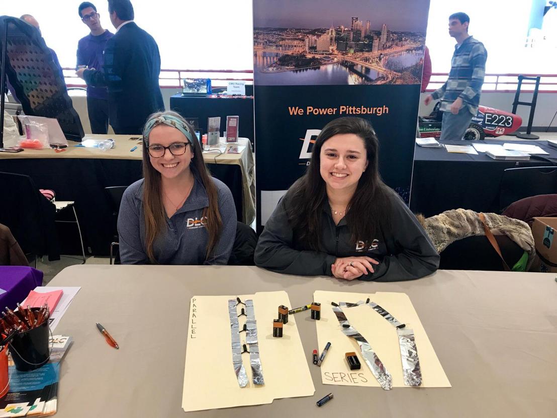 Employee Volunteers Support Carnegie Science Center STEM Programs