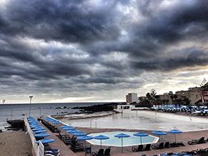 Overwinteren in Tenerife (8 februari)